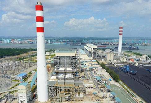 Supercritical coal-fired power plant in Malaysia: COMECA delivers an innovative solution in hermetically-sealed kiosks