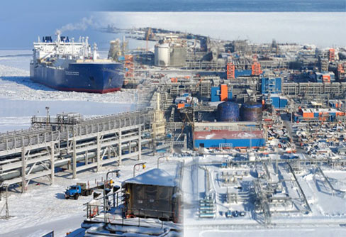 Zoom on Yamal LNG, the gas megaproject in the Russian Arctic