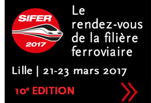 Come and meet us at SIFER exhibition, Lille (France)