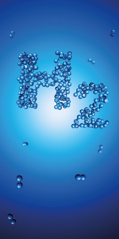 Hydrogen production and renewable energy comeca