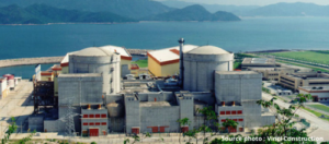 Daya Bay nucleaire