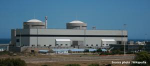 Koeberg nucleaire
