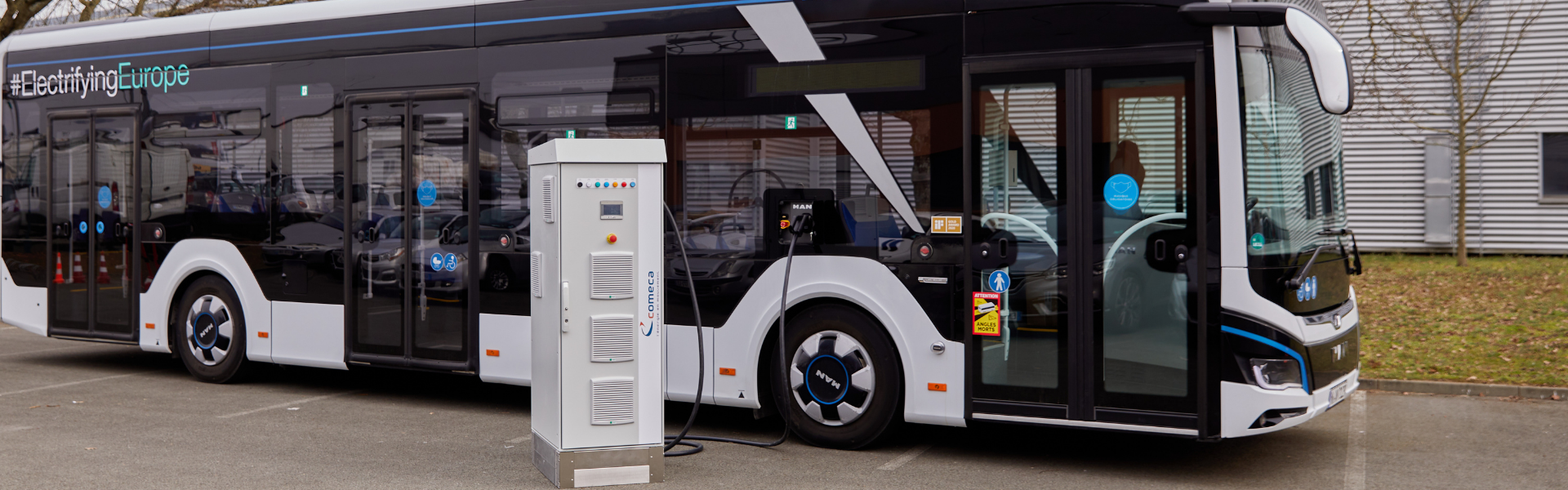 E-MOBILITY & SUSTAINABLE ENERGY by Comeca