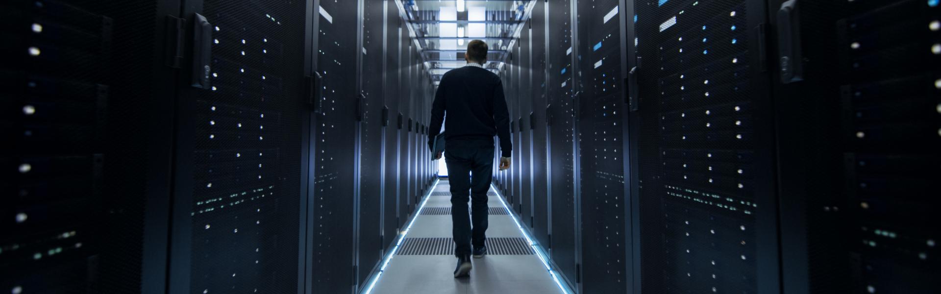 Solution d'électrification pour les data centers Comeca